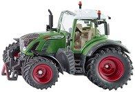 """Трактор - Fendt 724 Vario - Метална играчка от серията """"Super: Agriculture"""" -"""