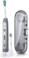 Philips Sonicare FlexCare Platinum: Grey Edition - Електрическа четка за зъби с акумулаторна батерия -