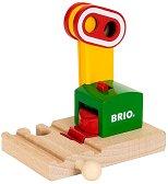 """Семафор - Магнитна играчка от серията """"Brio: Аксесоари"""" -"""