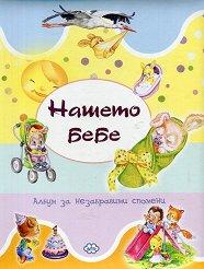 Албум за незабравими спомени: Нашето бебе - продукт