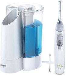Philips Sonicare AirFloss Ultra - Интердентална система за почистване със станция за зареждане -