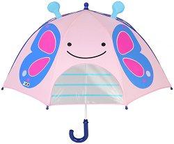 """Детски чадър - Аксесоар от серията """"Пеперудата Блосъм"""" -"""