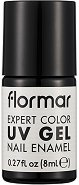Flormar Expert Color UV Gel Nail Enamel - Гел лак за нокти - гел