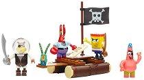 """Пиратските приключения на Спондж Боб - Конструктор от серията """"SpongeBob"""" - играчка"""