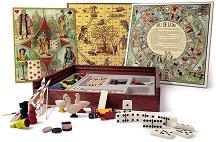 Класически игри - Комплект в луксозна кутия - играчка