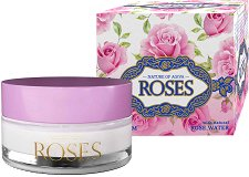 Nature of Agiva Royal Roses Vitalizing Day Cream - масло