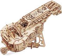 Хърди-Гърди - Механичен, музикален 3D пъзел -