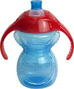 """Неразливаща се преходна чаша с дръжки - 237 ml - За бебета над 6 месеца от серията """"Click Lock"""" -"""