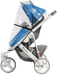 Универсален дъждобран - Happy Rain - Аксесоар за детска количка - продукт