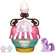 """Сладоледен щанд - В комплект с аксесоари от серията """"My Little Pony"""" - играчка"""