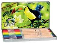 """Цветни моливи - Комплект от 12, 24 или 36 цвята от серията """"Artist"""""""