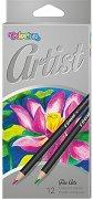"""Цветни моливи - Комплект от 12 или 24 цвята от серията """"Artist"""""""