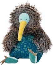"""Птица - Киви - Плюшена играчка от серията """"Les Roty Moulin Bazar"""" -"""