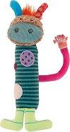 """Магаренце - Мека играчка за бебе от серията """"Jolis pas Beaux"""" -"""