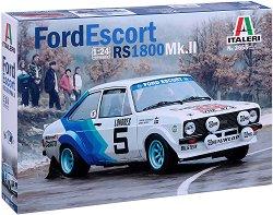 Състезателен автомобил - Ford Escort RS1800 Mk.II -