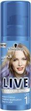 Schwarzkopf Live Colour Spray - Цветен спрей за коса - гел