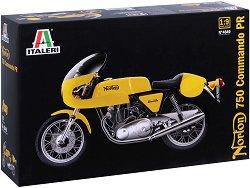 Мотор - Norton 750 Commando PR - Сглобяем модел - макет