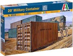 Военен контейнер - Сглобяем модел -