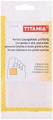 Titania Corn-plasters - Пластири за възглавничките на стъпалата -
