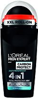 L'Oreal Men Expert Carbon Protect 4 in 1 Anti-Perspirant - душ гел