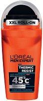 L'Oreal Men Expert Thermic Resist Anti-Perspirant - Ролон дезодорант против изпотяване за мъже - пинцета