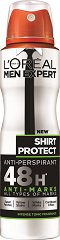 L'Oreal Men Expert Shirt Protect Anti-Perspirant - Дезодорант за мъже против изпотяване и петна по дрехите -