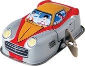 Количка - Classic - Детска играчка с навиващ механизъм - творчески комплект