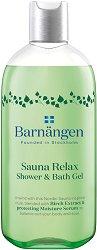 """Barnangen Nordic Rituals Sauna Relax Shower & Bath Gel - Душ гел и пяна за вана от серията """"Nordic Rituals"""" -"""