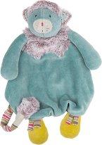 """Коте - Плюшена играчка за бебе от серията """"Les Pachats"""" - играчка"""