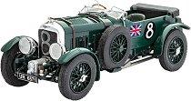 Състезателен автомобил - Bentley Blower - Сглобяем модел -