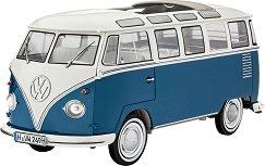 Бус - Volkswagen T1 Samba - Сглобяем модел -