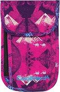 Портмоне за врат - Tourist: Purple Desert -