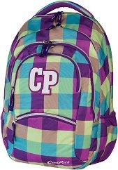 Ученическа раница - College: Purple Pastel -