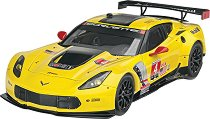 Състезателен автомобил - Chevrolet Corvette C7.R - Сглобяем модел -