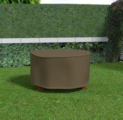 Покривало за кръгла градинска маса