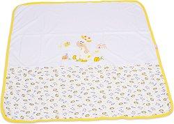 Бебешко одеяло - Melaman - Размери 85 x 95 cm - продукт