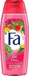 Fa Island Vibes Fiji Dream Vitalizing Shower Gel - Витализиращ душ гел с аромат на диня и иланг-иланг - шампоан