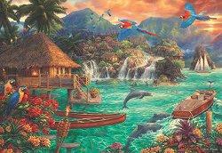 Живот на острова - Чък Пинсън (Chuck Pinson) -