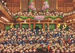 Концерт - пъзел