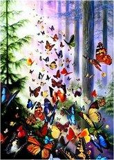 Пеперудената гора - Дейвид Пенфаунд (David Penfound) - пъзел