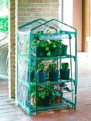 Малка оранжерия - Balcony Greenhouse