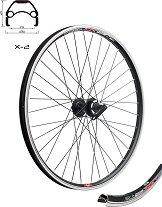 """X-2 26"""" + F-D041 - Предна капла за велосипед"""