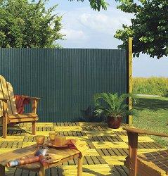 Пластмасова градинска ограда - Plasticane