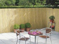 Градинска ограда от естествена тръстика - Naturcane