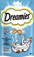 Dreamies with Salmon -
