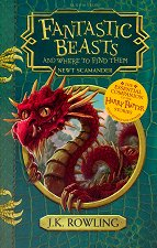 Fantastic Beasts and Where to Find Them: Newt Scamander - J. K. Rowling - продукт