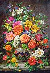 Септемврийски цветя - Алберт Уилямс (Albert Williams) - пъзел