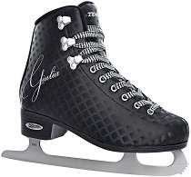 Кънки за фигурно пързаляне - Giulia Black - продукт