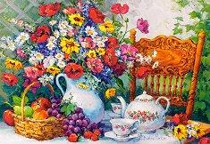 Време за чай - Барбара Мок (Barbara Mock) - пъзел