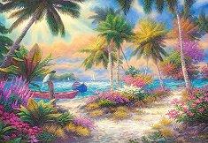 Островът на палмите - Чък Пинсън (Chuck Pinson) -